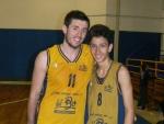 Luca Mazzella e Mario Caresta