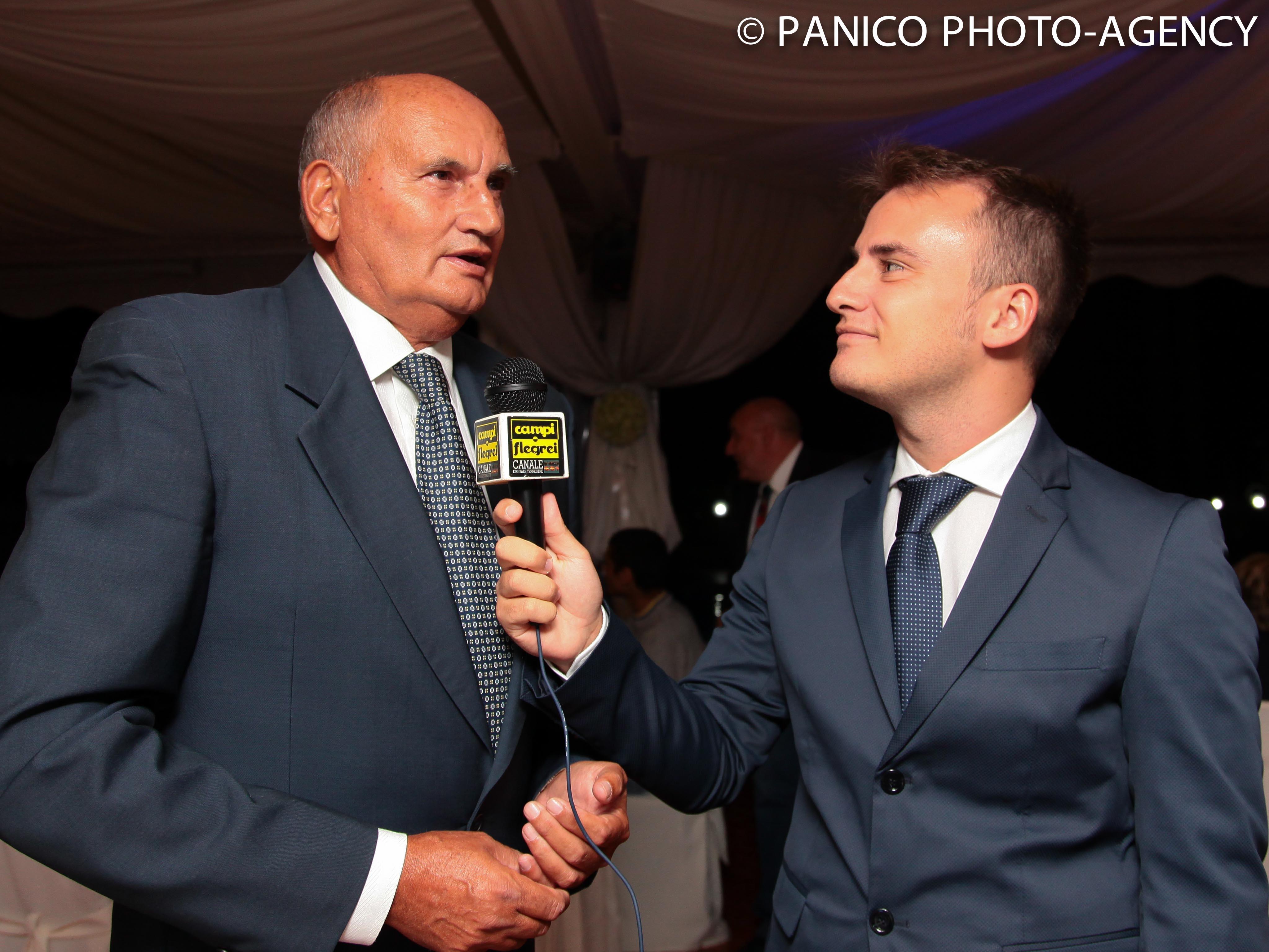 Fulvio Palumbo intervistato da Campi Flegrei Tv