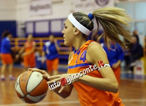 Daniela Fornaro autrice di 8 punti
