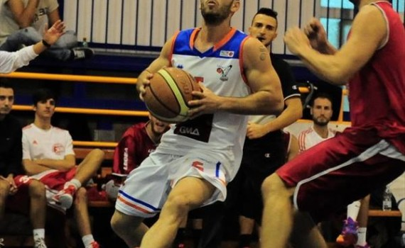Stefano Orefice, play-guardia gialloblù