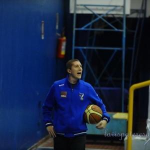 Il coach Antonio Pisano