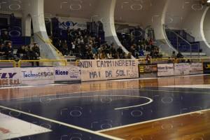 Il Pala Errico sede delle Final Four di Coppa Campania