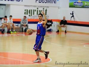 Antonio Salzillo, play gialloblù