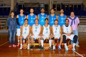 La compagine di Promozione del Flavio Basket