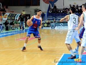 Antonio Salzillo, play-guardia della Gma Pozzuoli