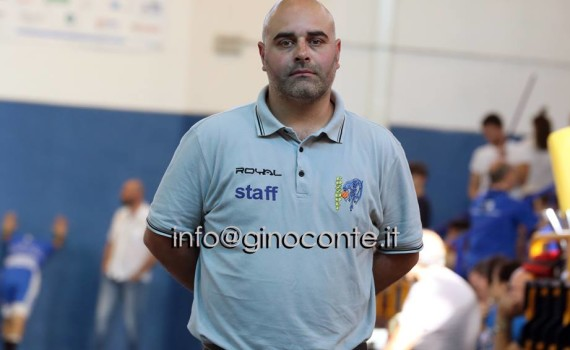 Mauro Serpico, riconfermato come head coach