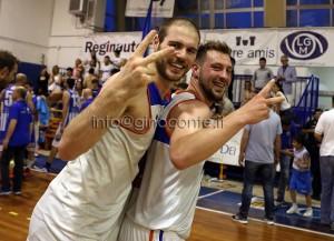 David Loncarevic e Renato Orsini