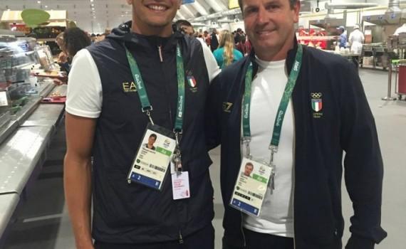 """Alessandro Velotto e Paolo Zizza ospiti della serata a """"Villa Alfonso"""""""