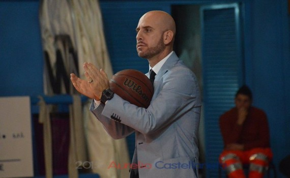 STEFANO SCOTTO DI LUZIO, COACH DELL'UNDER 18