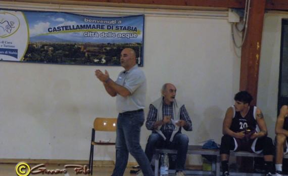 MAURO SERPICO, COACH DELLA VIRTUS POZZUOLI