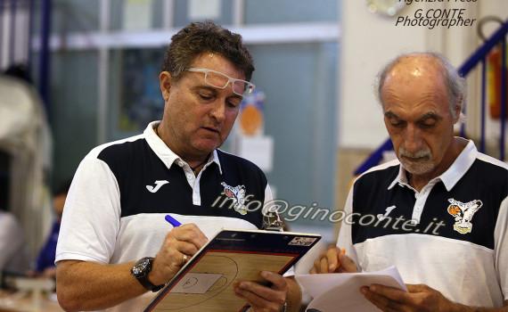 COACH MARIANO GENTILE E IL VICE PAOLO PEPE