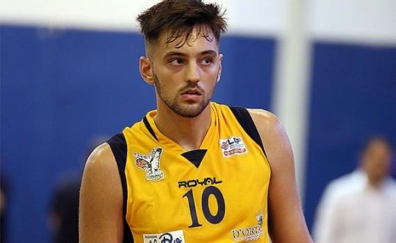 NICOLO' LURINI, AUTORE DI 13 PUNTI
