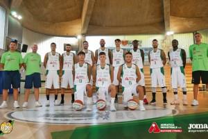Il roster del Basket Corato